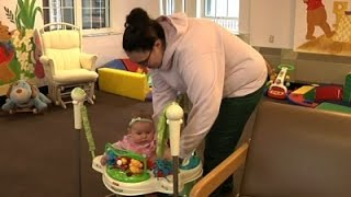 Prison Nurseries Allow Inmates to Live with Babies