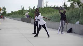 FBG Duck - Slide (Official Dance) | @TeamRocket314