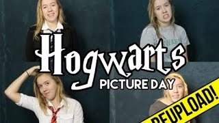 Hogwarts Picture Day