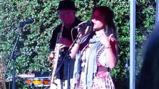French Oak Gypsy Band - Caravan