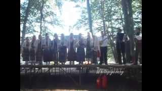Пирин пее 2012_63 - Плетена - Горо ле, горо зелена