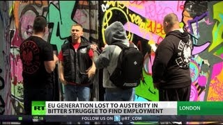 Bleak Future? UK youth lost to austerity fears never finding jobs
