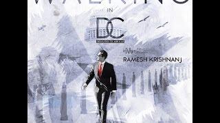 Walking in Washington, DC (Song) | RameshKrishnanj