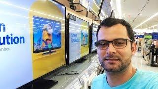 Preços de Smart TV's LED de 50,55,60,65,70 Polegadas nos EUA