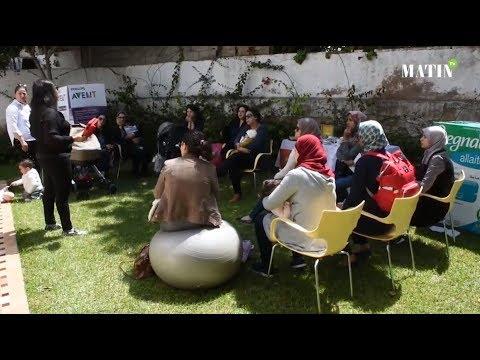 Video : Semaine nationale de l'allaitement maternel : Une journée de sensibilisation au profit des jeunes mamans