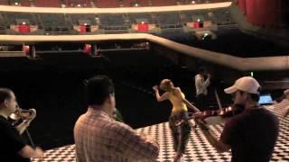 Juan Gabriel : Ensayos previos al concierto (05)