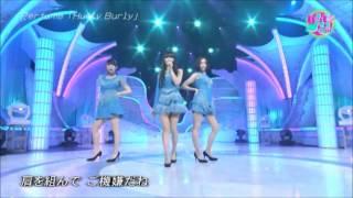 perfume - hurly burly live !