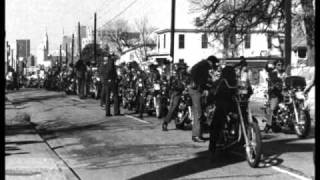Country Old School Bikers
