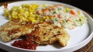 Best Chicken Cutlet Recipe Step by Step