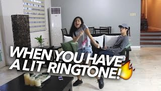 When You Have A LIT Ringtone   Ranz and Niana