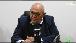 """Habib Sidinou : """"Le Hassania d'Agadir dispose d'un groupe homogène qui peut tenir la route"""""""