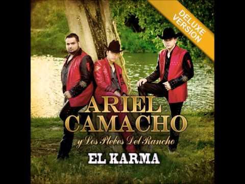 50 Mentadas de Ariel Camacho Y Los Plebes Del Rancho Letra y Video