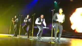 "The Jacksons live in Paris: ""Can You Feel It"""
