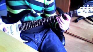 Interpol - Heinrich Maneuver (guitar)