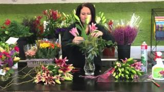 Lily Extravaganza Design Video