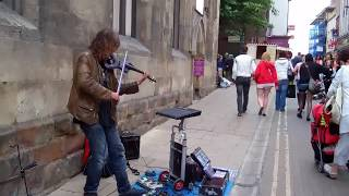 MGMT - Kids (Electric Street Violin Version)