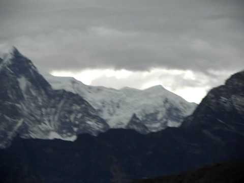 Annapurnas ( HIMALAYAS ) Nepal