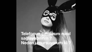 Ariana Grande - Touch It (Türkçe Çeviri) ♡