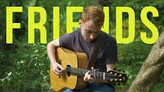 Justin Bieber & BloodPop - Friends - Fingerstyle Guitar Cover