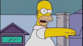 Sueño con un mundo sin armas Parte 2 2 Los Simpson