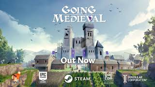 Going Medieval update has a lovely rack