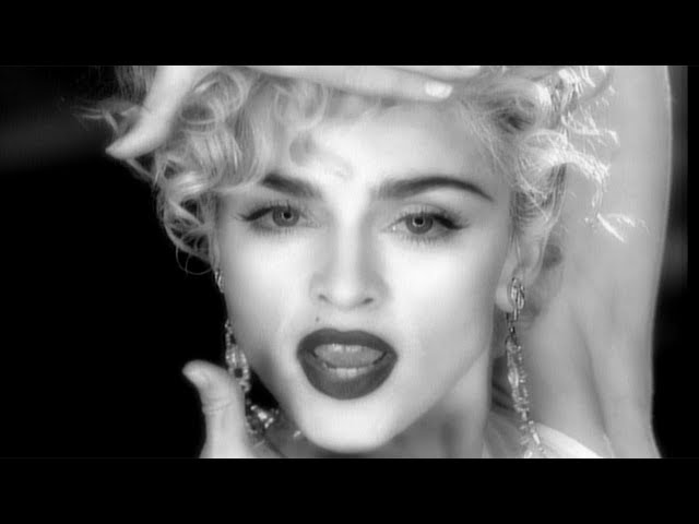 "Vídeo de ""Vogue"" de Madonna"