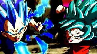 Goku & Vegeta vs Jiren 「AMV」- Get Me Out [HD]