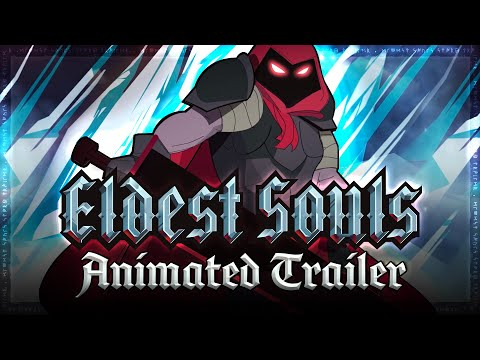 "WTFF::: Eldest Souls - \""At the Door of Death\"" animated trailer"
