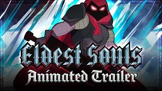 "Eldest Souls - \""At the Door of Death\"" animated trailer"