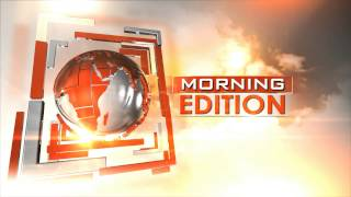 News Now Broadcast News Package