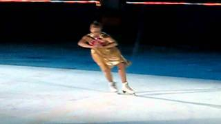 "Oksana Baiul - ""Asian program"" (EWC 2011)"