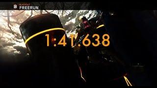 BO3 Freerun Blackout #20 1:41.638 (2/6/16) WAT?