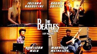 BEATLES - Lady Madonna feat. JULIANA D´AGOSTINI E MAURÍCIO MEIRELLES