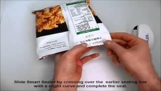 SMART SEALER INSTRUCTIVE VIDEO