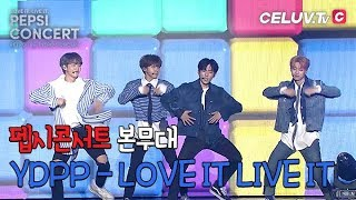[PEPSI CONCERT] 본무대, YDPP - LOVE IT LIVE IT (Celuv.TV)
