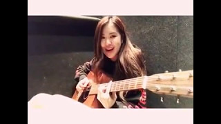 ROSÉ (BLACKPINK) COVER REALLY REALLY