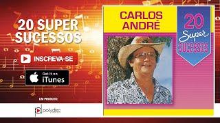 Carlos André - Foi por Amar Demais Que Eu Chorei