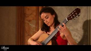 Ana Vidovic plays from the Cello Suite No. 1 the 4th Mvt. Sarabande in G Major BWV 1007