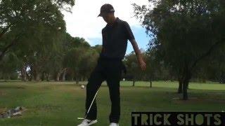 crazy golf trick feat (Jae Kondo)