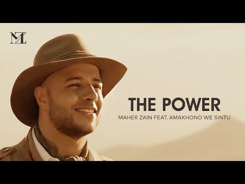 Maher Zain - The Power   ماهر زين (Music Video & On-Screen Lyrics)