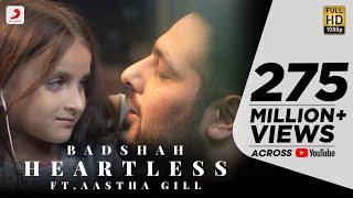 Heartless - Badshah ft. Aastha Gill |  Gurickk G Maan | O.N.E. ALBUM width=