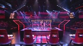 """Tatiana André - """"Rosa Sangue"""" Amor Electro - Tira-Teimas - The Voice Portugal - S2"""