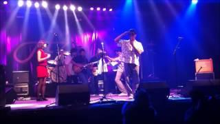 Azeitonas - Quem és tu miúda ( ao vivo - Covilhã 2012 )