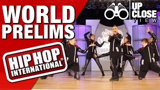 (UC) Youngster - Canada (Bronze Medalist Junior Division) @ HHI's 2015 World Prelims