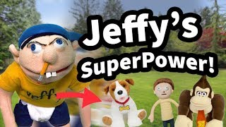 SML Parody: Jeffy's SuperPower!