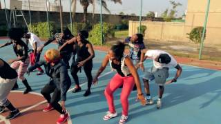 """KAFFY and DANCERS: Dance to """"The Money"""" by Davido Featuring Olamide"""