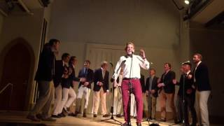 The Williams Octet - Jessie's Girl (acapella)