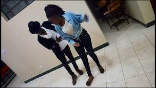 KELECHI AFRICANA-love me choreography