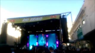 Alunageorge live El Paso 2016 - Best Be Beliving