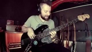 QUEEN -Breakthru- Bass Cover (min. 2.41)